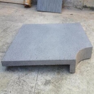 Basalt Swimming Pool Arc Copping Tile