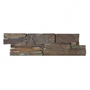 S015 Rustic Slate Cement Base Ledge Stone