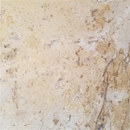 L727 Yellow Beige Limestone Honed Finish