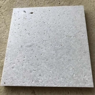 T118 Silver Grey White Travertine Antique Tile
