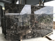 M700 China Dark Emparador Marble Polished Slab 2