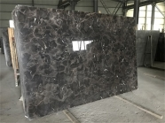 M700 China Dark Emparador Marble Polished Slab 6