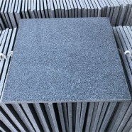 G654 dark grey blue granite tile with honed finish 4